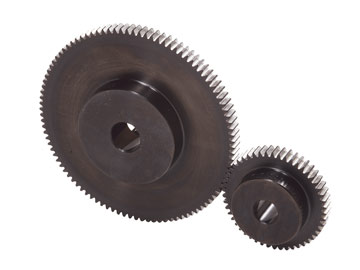 Steel Ground Spur Gears